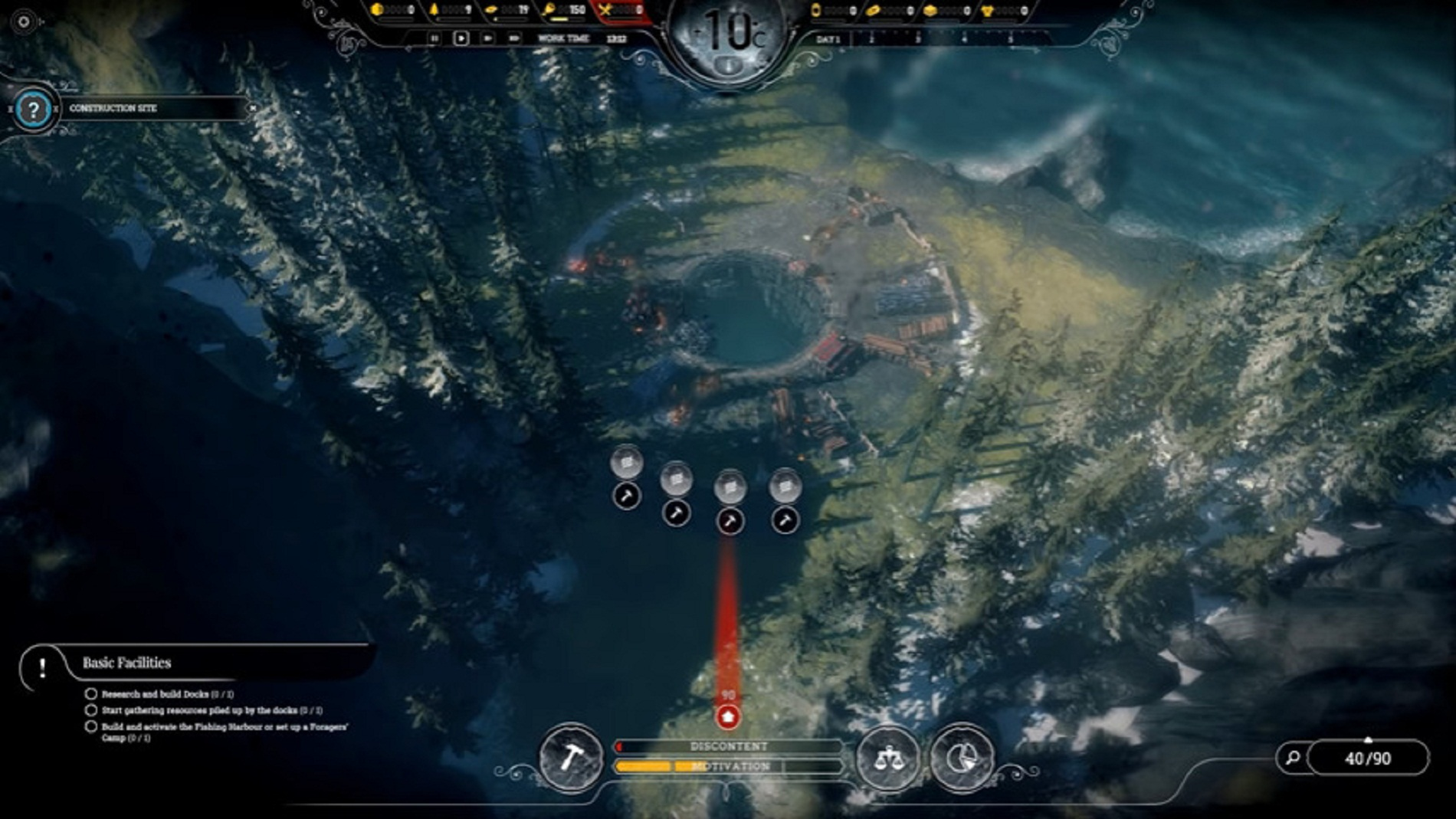 Frostpunk's : The Last Autumn New DLC Gets A PreLaunch 12 Minute Gameplay Video With The Lead Dev's Commentary