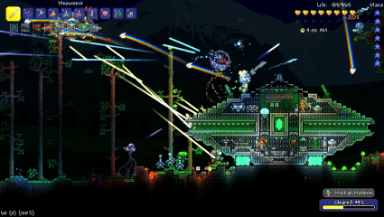 Re-Logic Takes To Steam To Announce Upcoming Weekly Terraria Livestream Starting Tomorrow