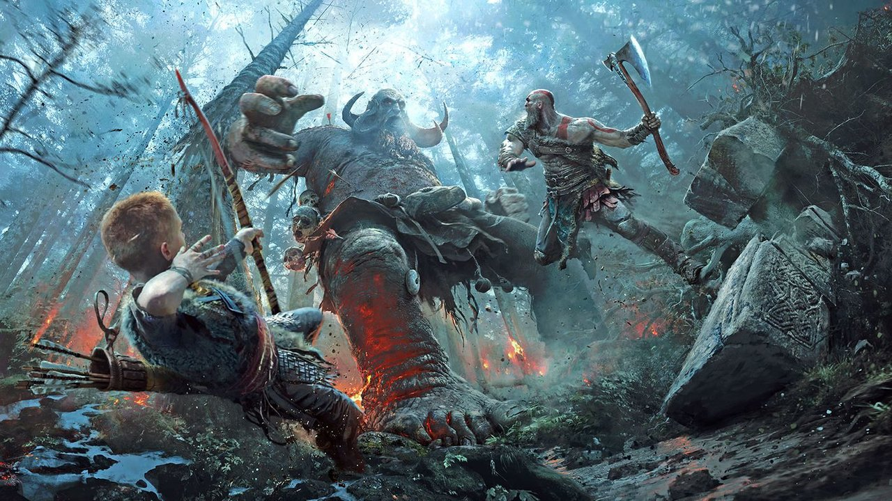 The Next God Of War Could Be In Development As Developer Shares Motion Capture Session