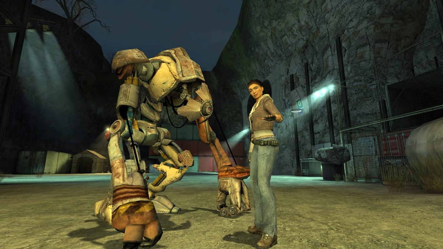 Valve Developer Hints at More Half-Life Games
