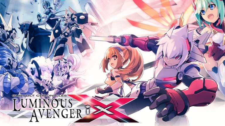 Unleash Bullit Hell In Gunvolt Chronicles: Luminous Avenger IX, Out On PS4 and Nintendo Switch