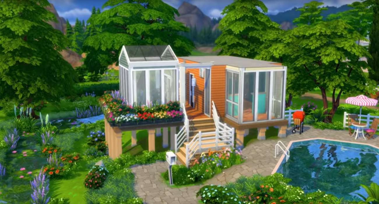 The Sims 4 Just Showed Off Its New Tiny Homes In Latest Trailer; Small-Time Living Has Never Looked This Fun