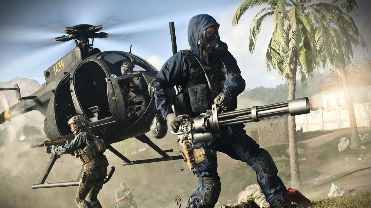 Infinity Ward Confirms That Call Of Duty: Modern Warfare Is Getting A New Update Next Week