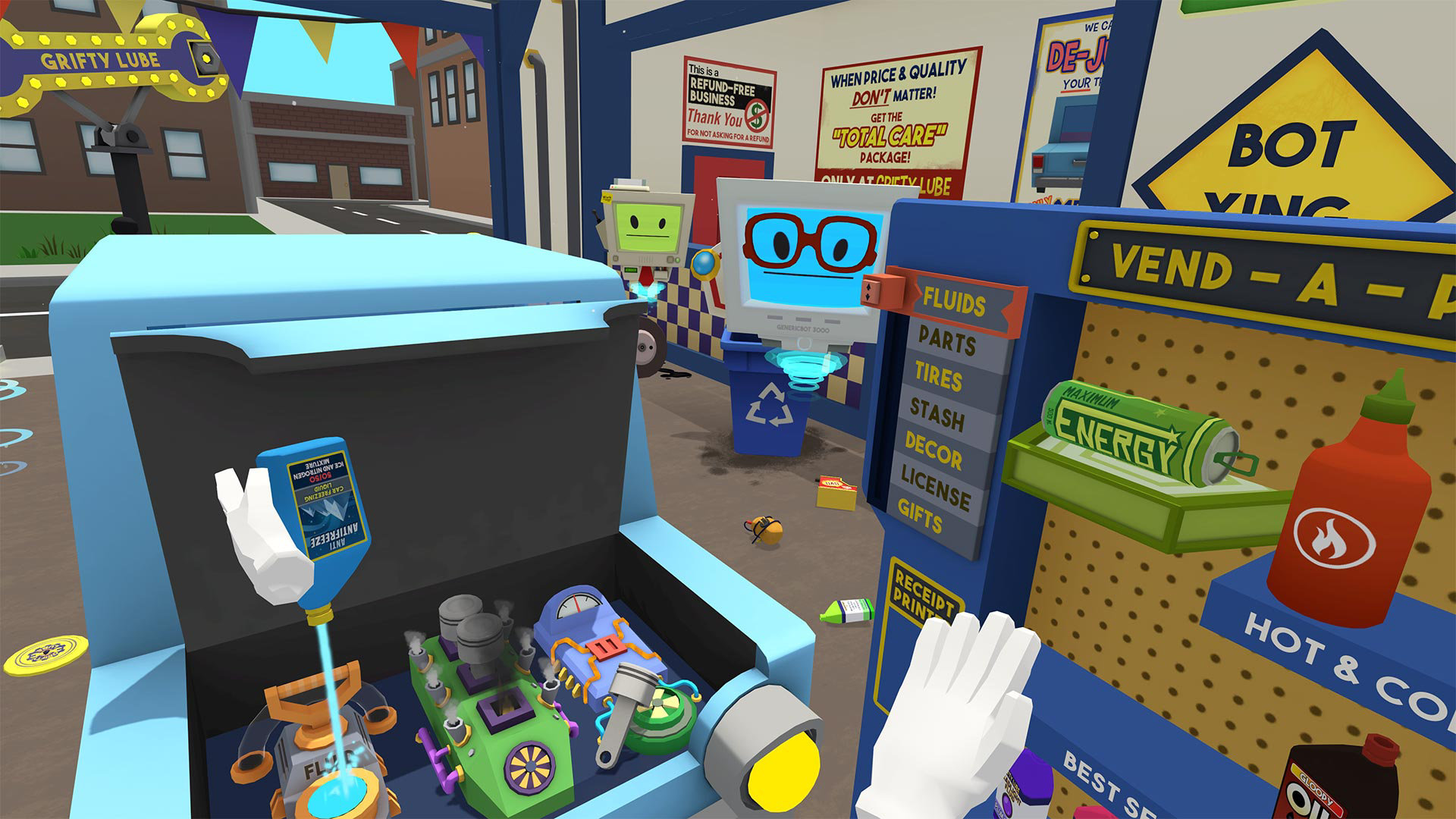 Job Simulator Has Become The Second 'Made for VR' Game To Sell Over One Million Copies, Who Knew Work Could Be So Fun