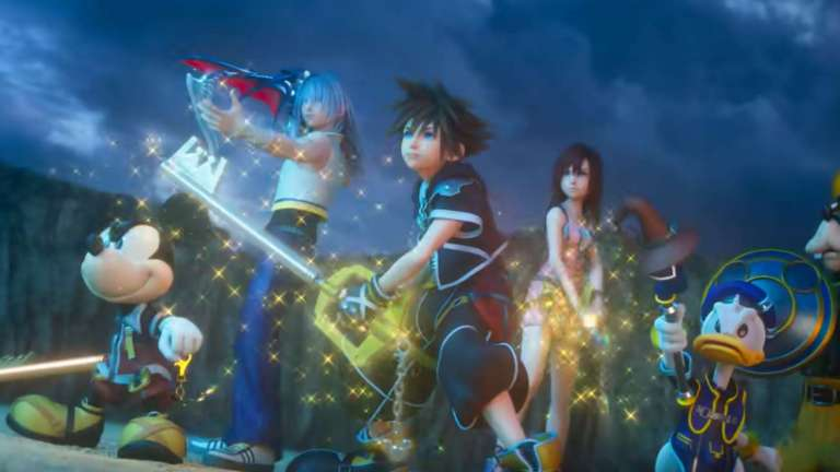 New Development Teams Are Working On All New Kingdom Hearts Games, According To Tetsuya Nomura
