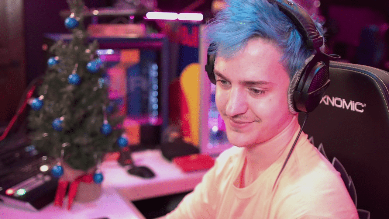 Ninja And Reverse2k Butt Heads While Playing Together After Mixer Talk On Stream