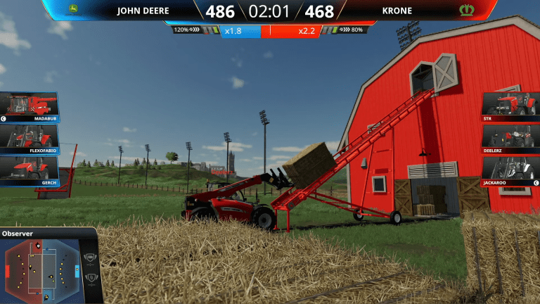 Internet Freaks Out After Learning About Farming Simulator League At The DreamHack Open