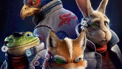 God of War Art Director Rounds Out Hyper Realistic Star Fox Team With Falco Lombardi And Peppy Hare