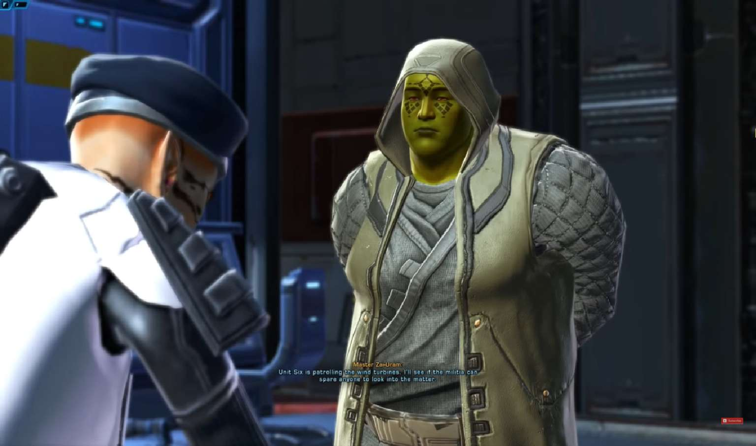 Conquest Points Broken On Planet Dantooine In Star Wars The Old Republic