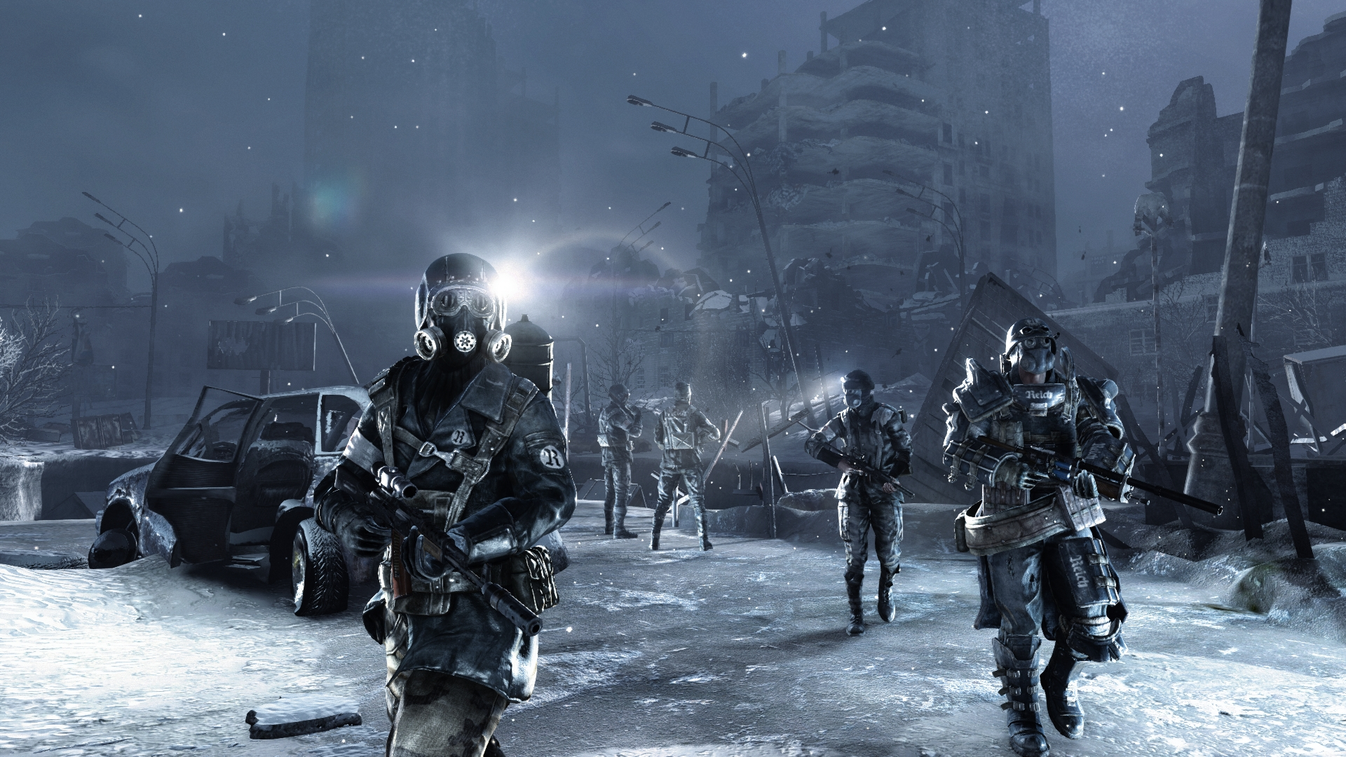 Metro Redux Nintendo Switch Release Rumored For Early February
