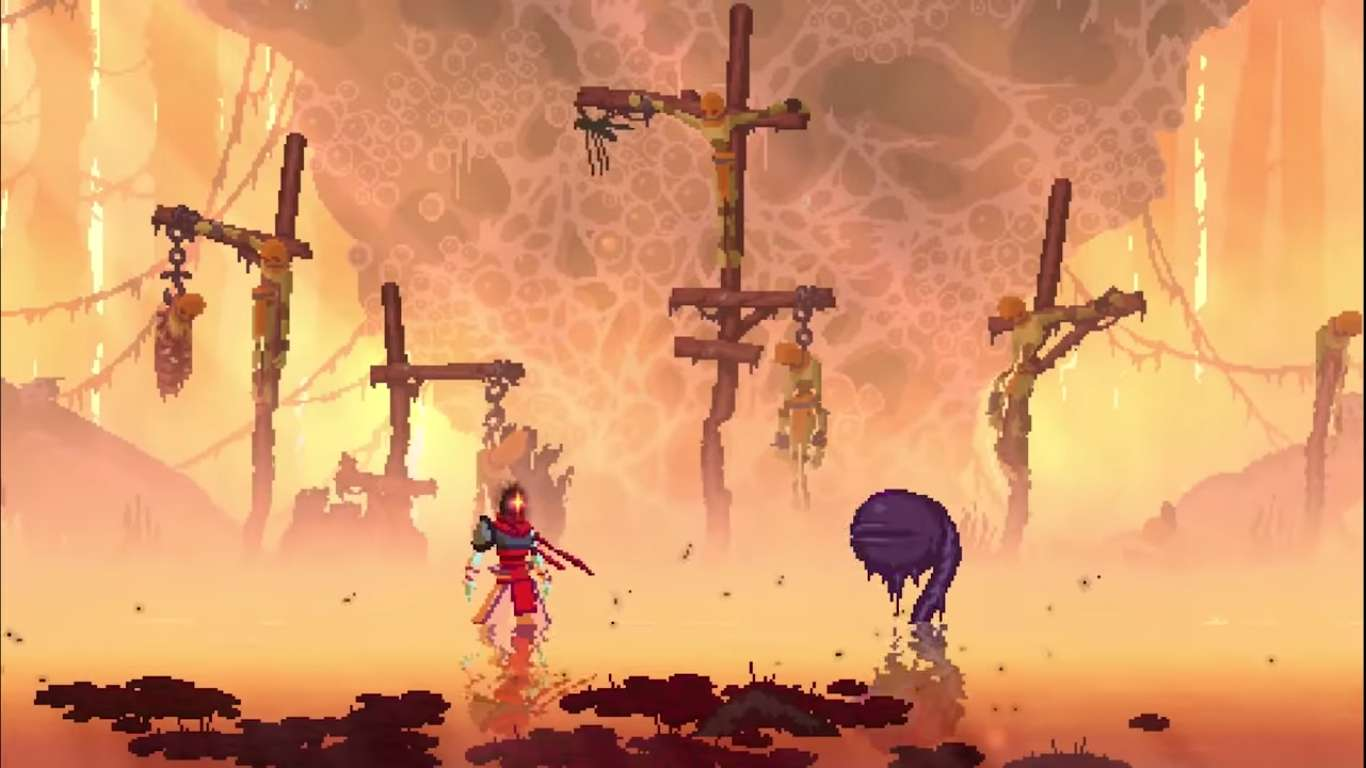 The Upcoming DLC Release For Dead Cells Has Received A Gameplay Trailer Prior To Its Release Next Month