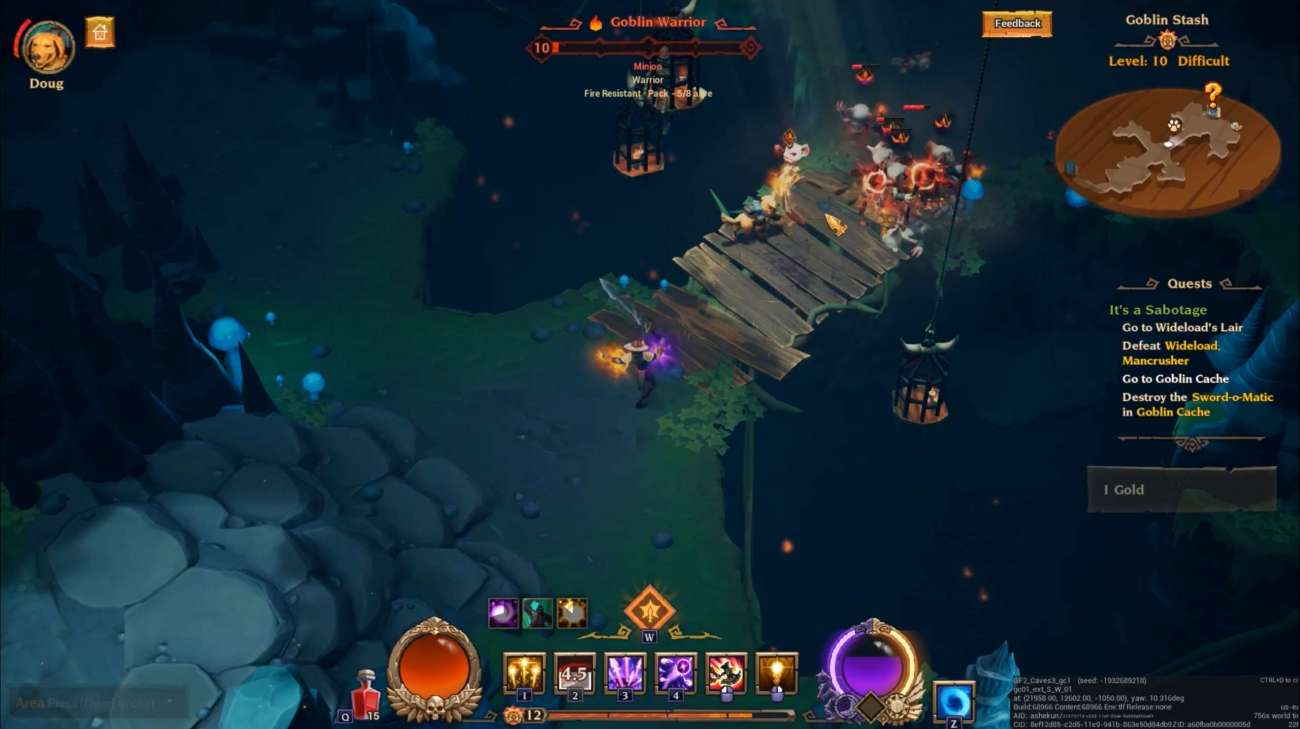 The Free-To-Play Torchlight Frontiers Is Being Re-Branded As Torchlight 3, Which Will Cost Money