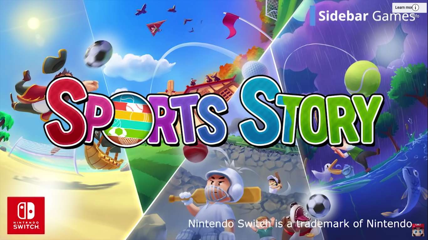 Sports Story Is Set To Launch In The Second Quarter Of 2020, This Nintendo Switch Exclusive Takes A Cute Perspective To Competitive Sports