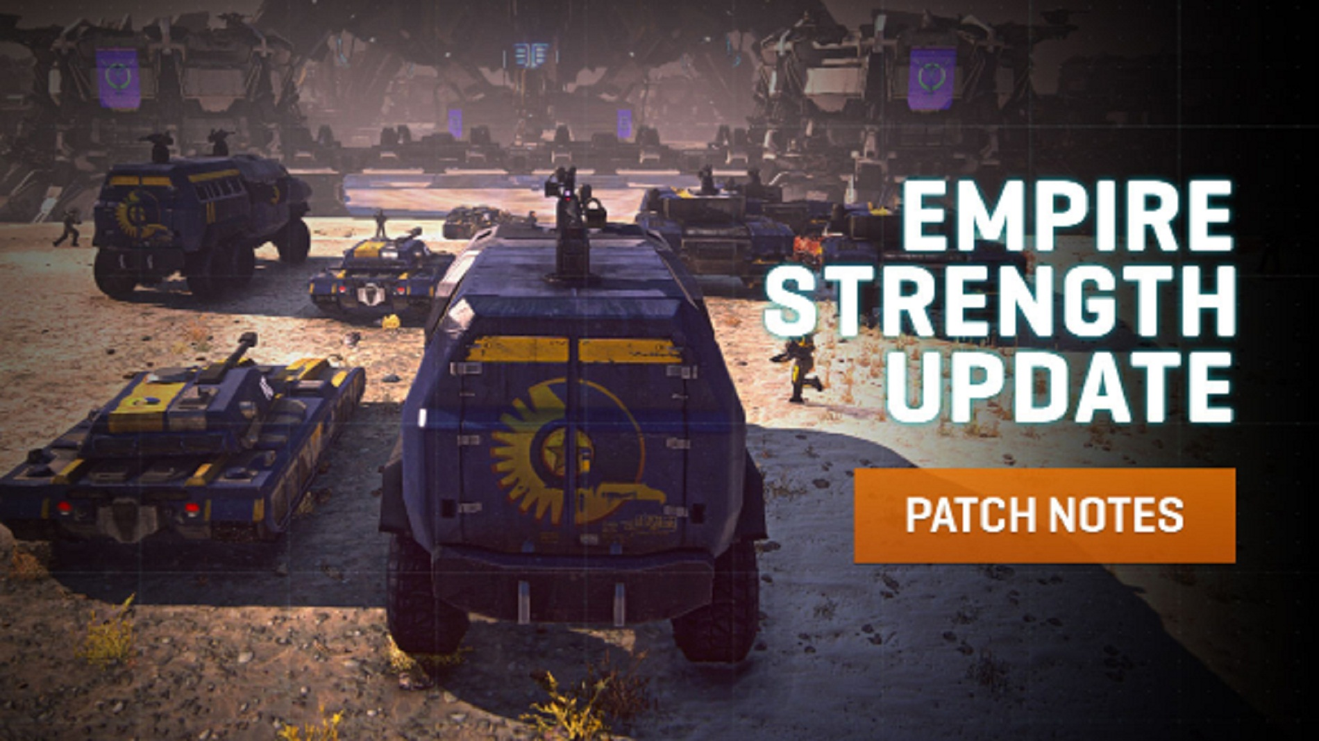 Update: Daybreak Game Company's PlanetSide 2 Drops New Update 2.14, With Improvements On The Empire's Strength
