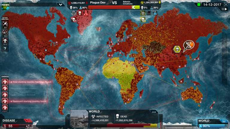 Plague Inc Is Bringing A New Game Mode To The Classic Title Where You Must Stop A Pandemic