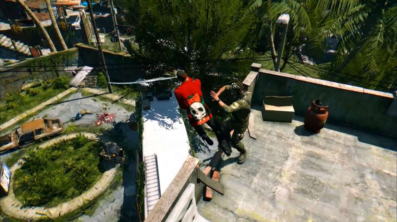 Dying Light Players Can Now Pick Up The Battle Royale Spin-Off Bad Blood For Free