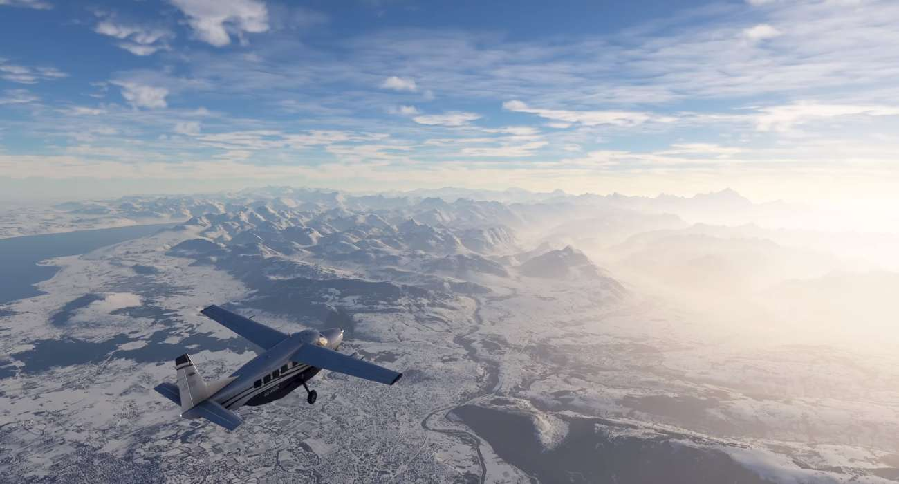 Microsoft Flight Simulator's Weather System Was Broken Down In Greater Detail In Latest Trailer