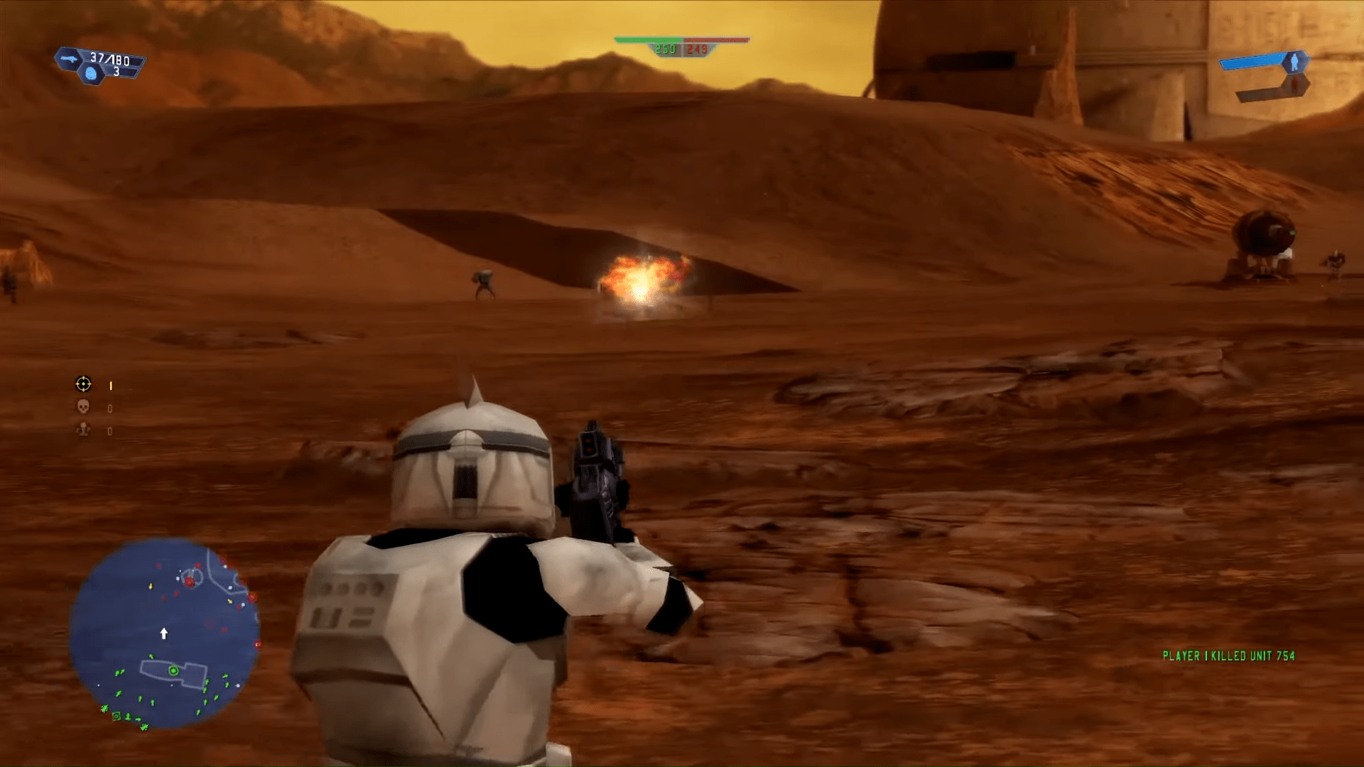 Relive Star Wars Nostalgia With The Classic 2004 Star Wars Battlefront As Part Of Xbox February Games With Gold Happy Gamer