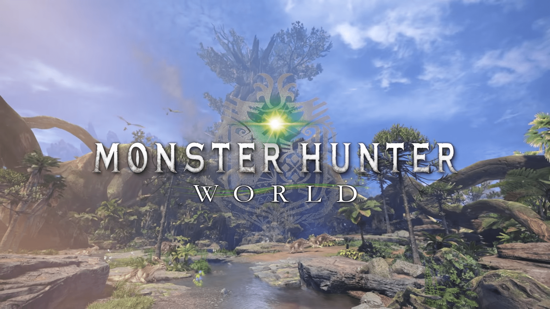 monster hunter world wallpapers 1920x1080