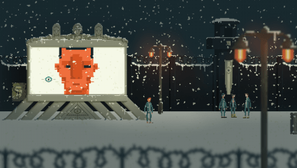 The Ministry Of Broadcast, The Dystopian Narrative Platformer Launches On Steam In Two Days