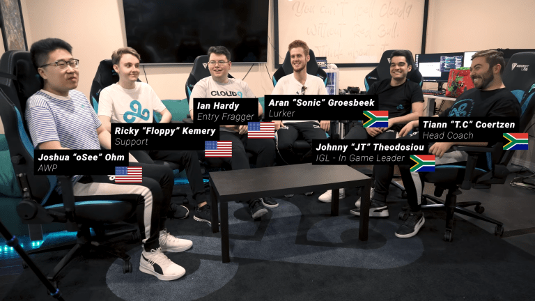 Cloud9's Newly Acquired CSGO Roster Shines As They Qualify For Two Major Tournaments
