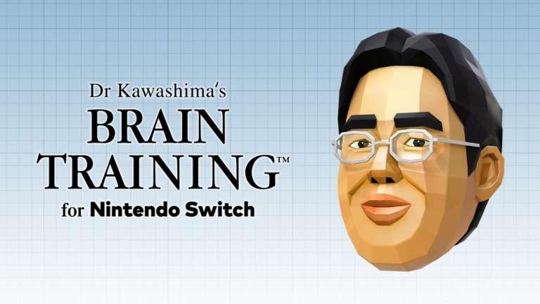 Dr. Kawashima's Brain Training For Nintendo Switch English Launch Trailer Released