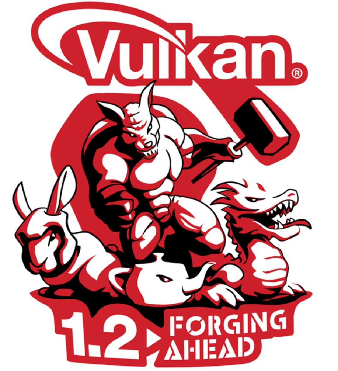 Update: The Khronos Group Launches Vulkan 1.2 Specification Today, With 23 Proven Extensions Into The Main API