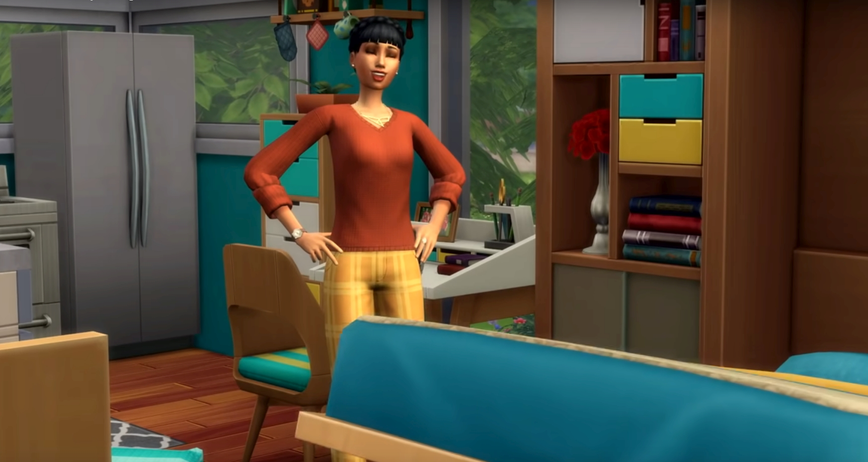 The Sims 4 Has Updated Alongside Release Of Tiny Living Stuff Pack