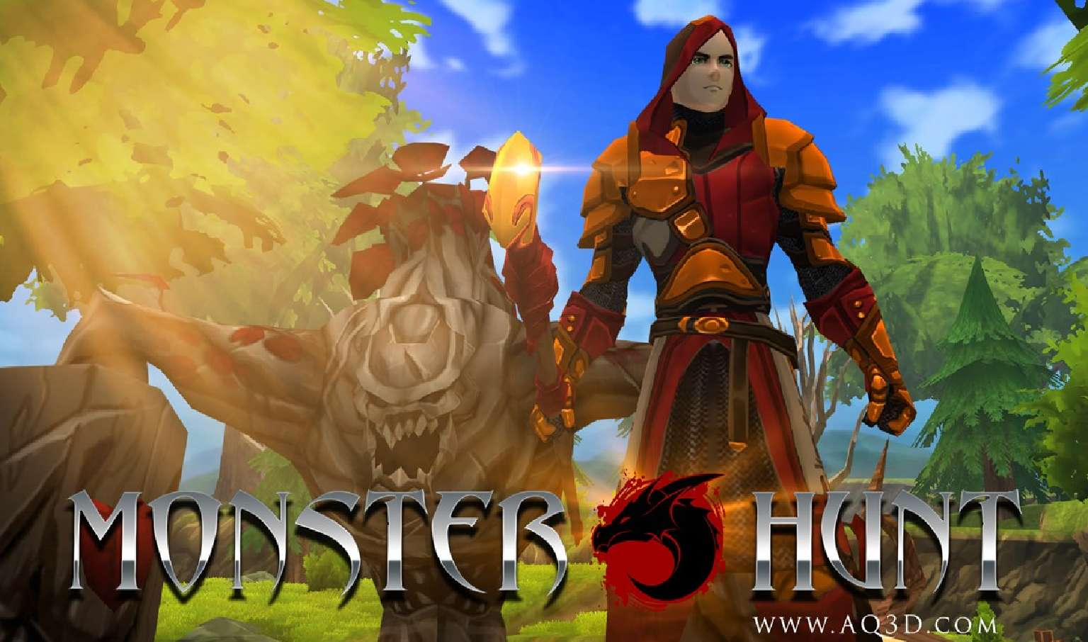 Monster Hunt Event comes to AdventureQuest 3D and brings in new armors