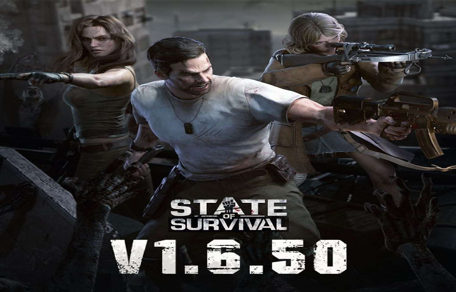 State Of Survival: Survive The Zombie Apocalypse Ends 2019 With One Final Update