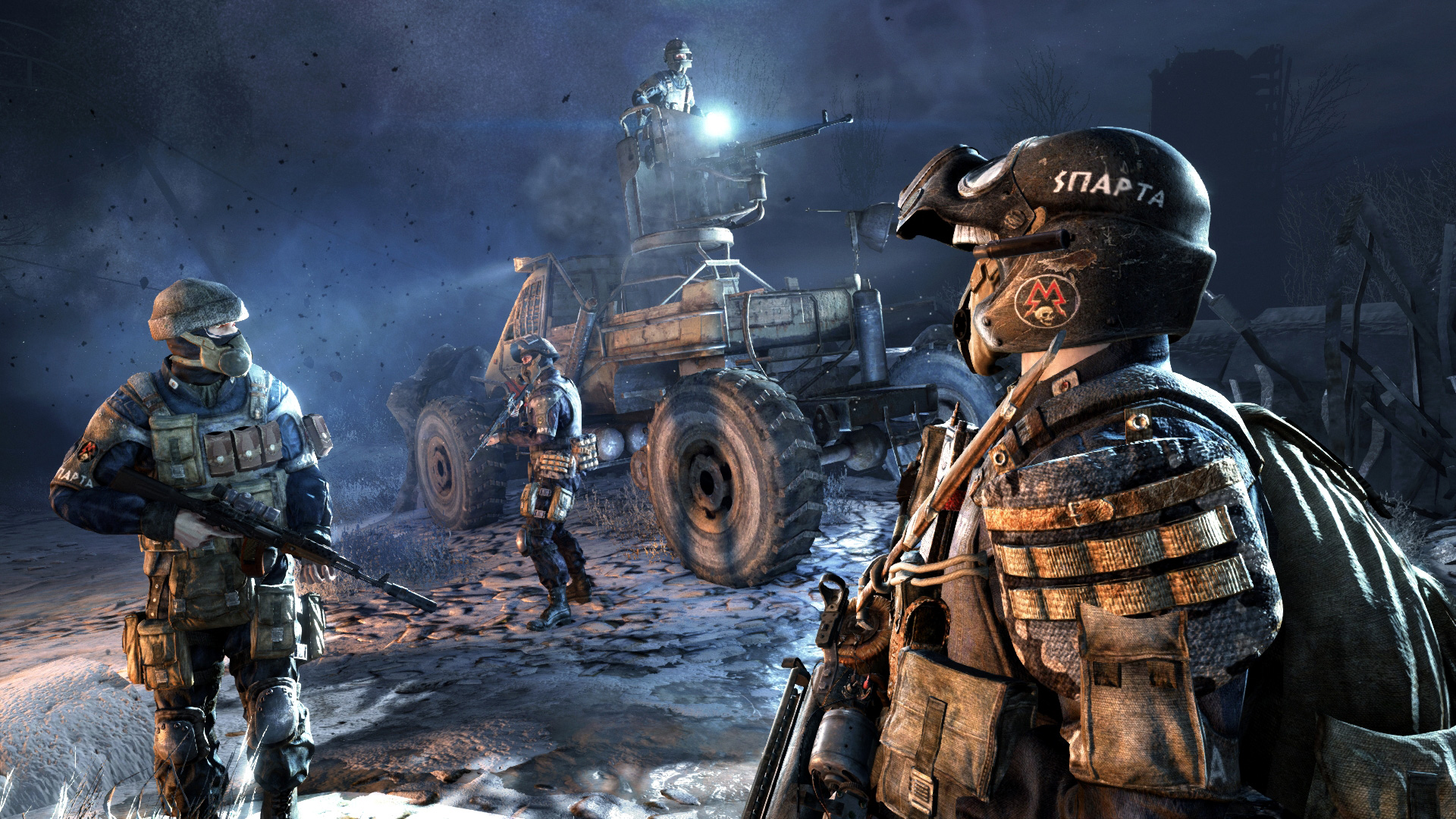 PEGI Rating Appears For Metro Redux Port On The Nintendo Switch