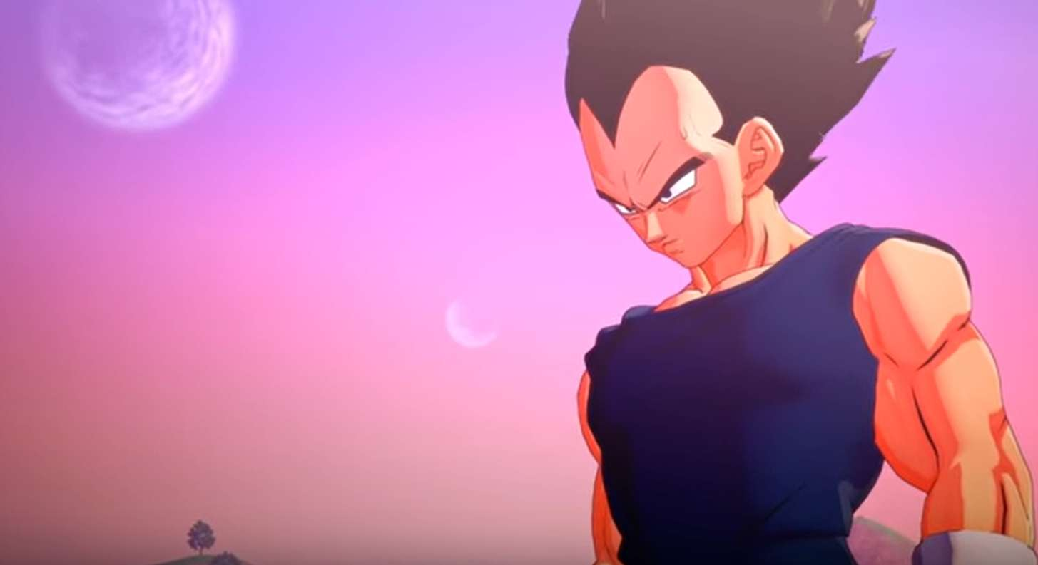 New Dragon Ball Z Kakarot Trailer Focuses On Vegeta Just Two Days Before The Game's Official Release