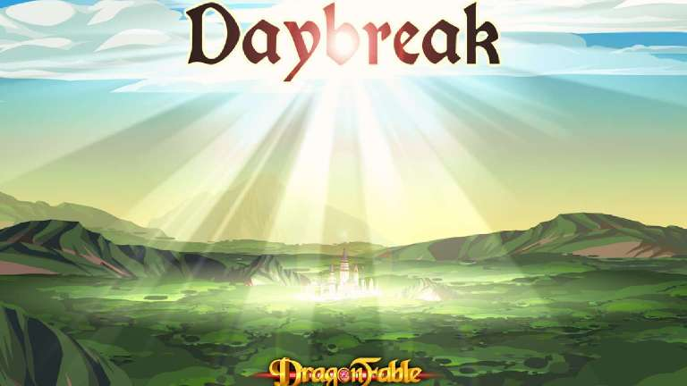 DragonFable Continues The Main Story With Daybreak Coming To The Swordhaven Siege