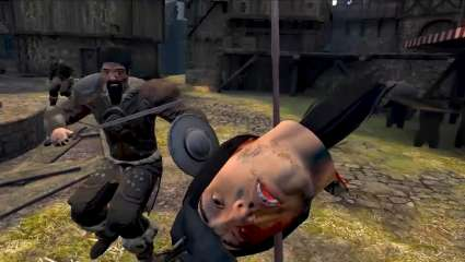The VR Title Blade And Sorcery Now Has Many More Weapons Thanks To Latest Mod