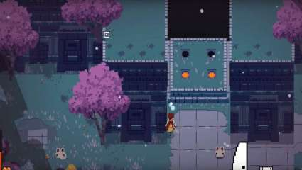 Ecila Is A Visually Unique And Addicting Rogue-Lite That's Now Available For Free On The Itch.io Platform