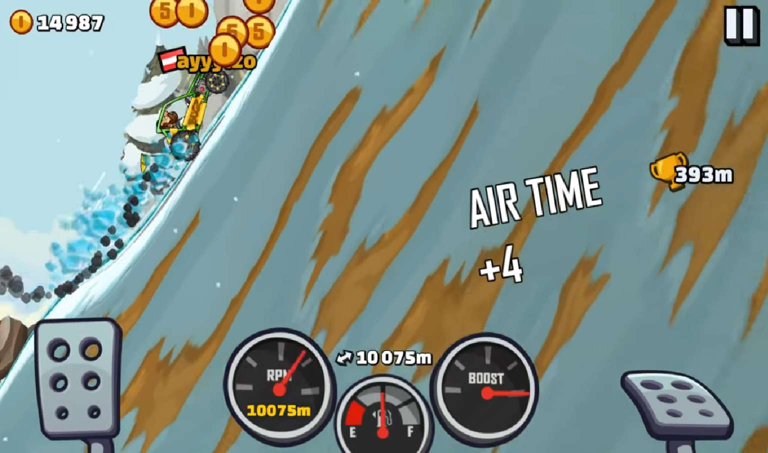 Hill Climb Racing 2 Updated To Version 1.33.3 And Brought Back An Old Favorite Game Mechanic