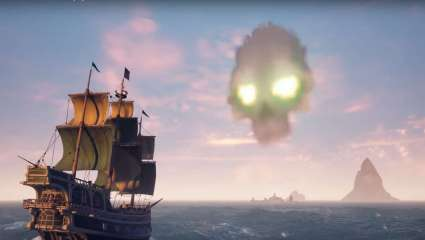 Sea Of Thieves Is Getting A New Update Next Week Called Heart Of Fire