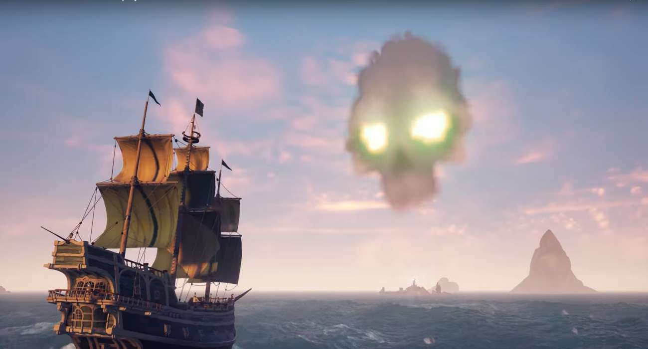 The Action-Adventure Game Sea Of Thieves Is Now Available On Steam