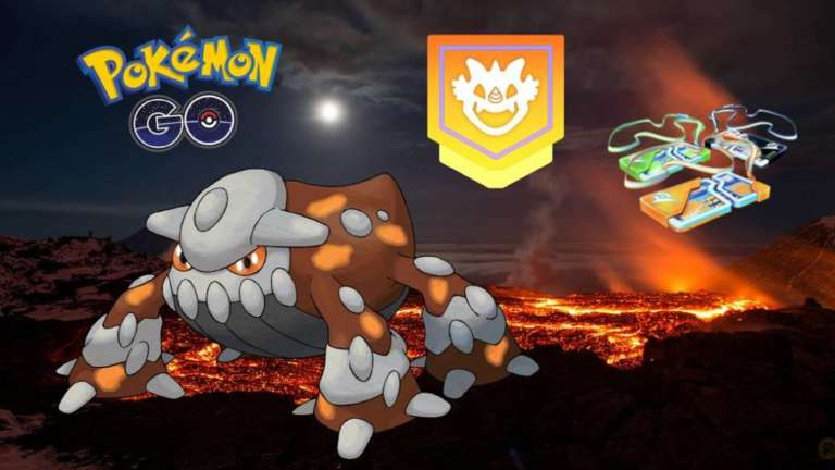 Pokemon Go: The Legendary Heatran Is Back! The Guide On How To Locate And Defeat The Lava Dome Pokemon