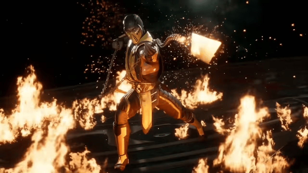 Mortal Kombat 11 Seemingly Confirms Ash From Army Of Darkness As Upcoming DLC Fighter