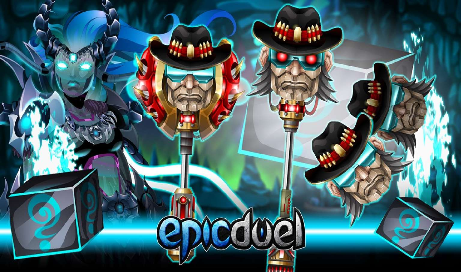 EpicDuel Opens The Silver Secret Packages And Grants Some Balance Changes To The Game