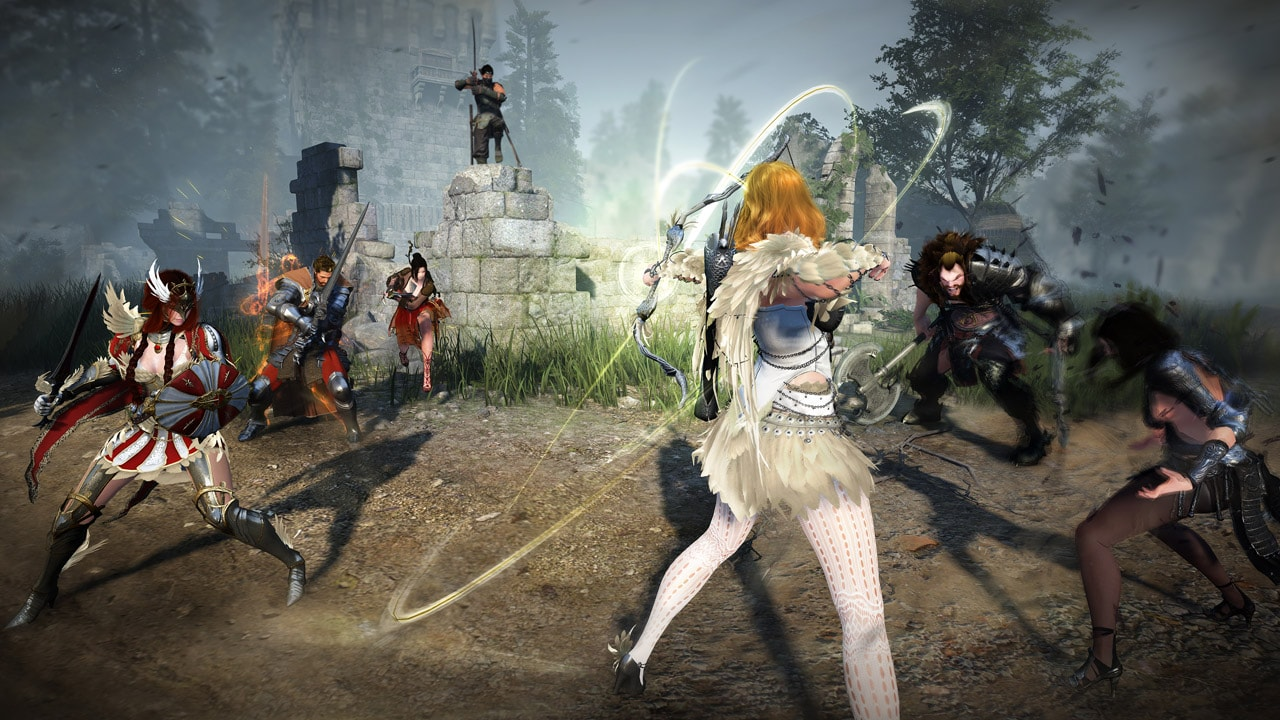 Black Desert Online Has Revealed Their Plans For 2020 With New Classes And Playable Music In The Game's Future