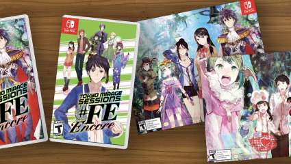 My Nintendo Now Offers Four New Printable Tokyo Mirage Sessions #FE Encore Box Art
