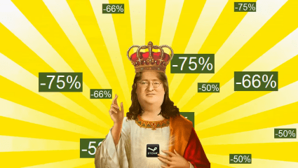 The Next Steam Sale Is Coming At The End Of January, Making It The Fourth month In A Row