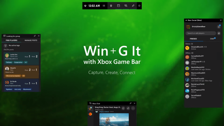Microsoft's Xbox Game Bar Just Might Be Their Greatest Gift To PC Gaming Yet