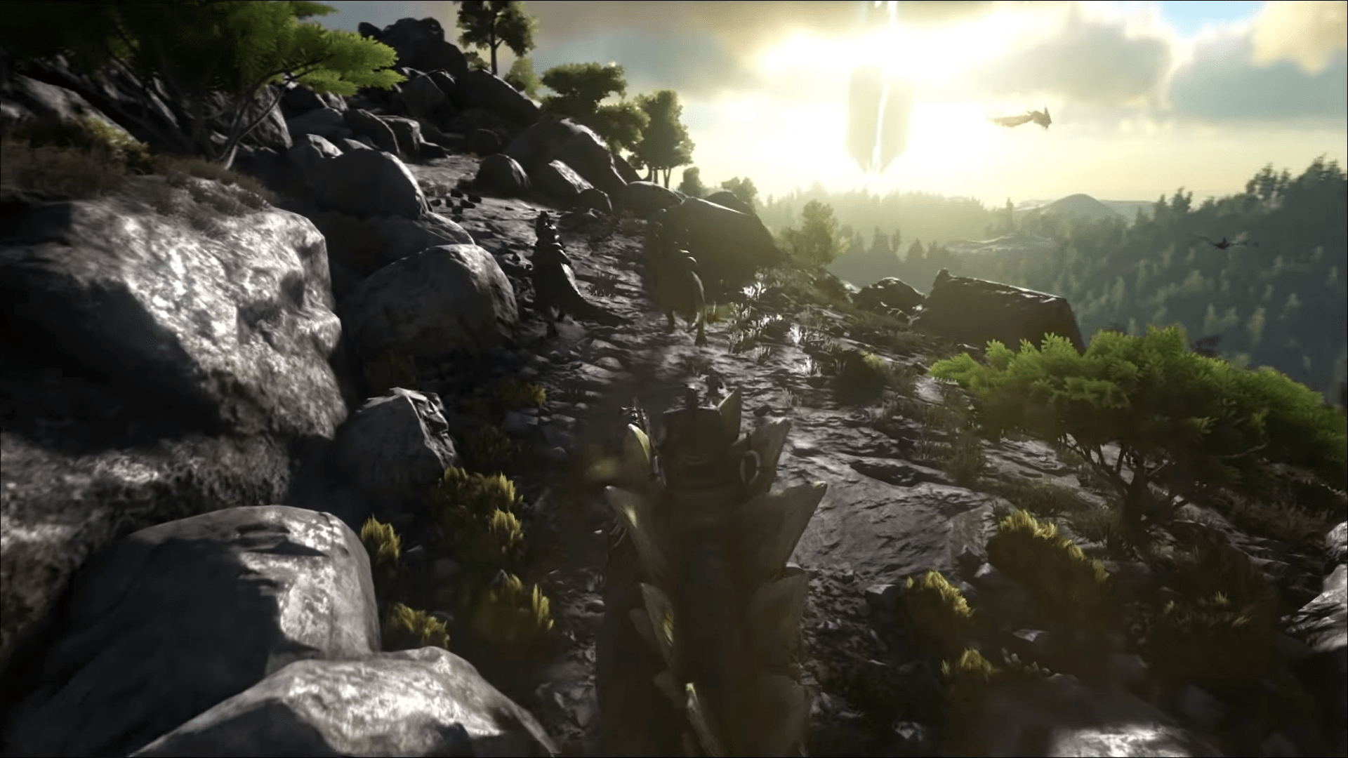 ARK: Survival Evolved Shows A Few More Genesis Screenshots With Some Disappointing News