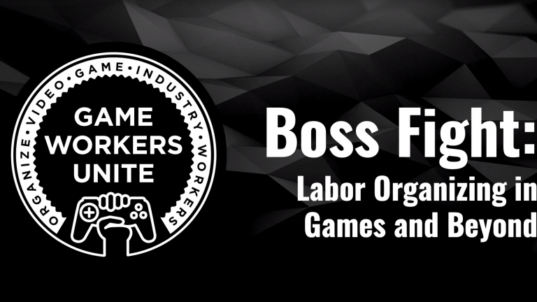 The American Trade Union has Launched a Campaign to Unionize the Game Industry