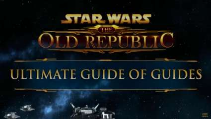 Bioware Influencer Swtorita Finishes Her Guide Of Guides Series On Star Wars The Old Republic