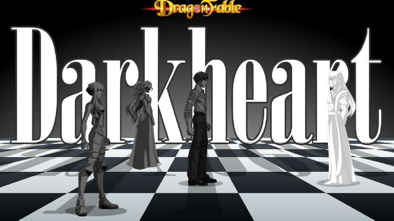 DragonFable Unleashes The Darkheart As Their Next Part Of The Ongoing Story