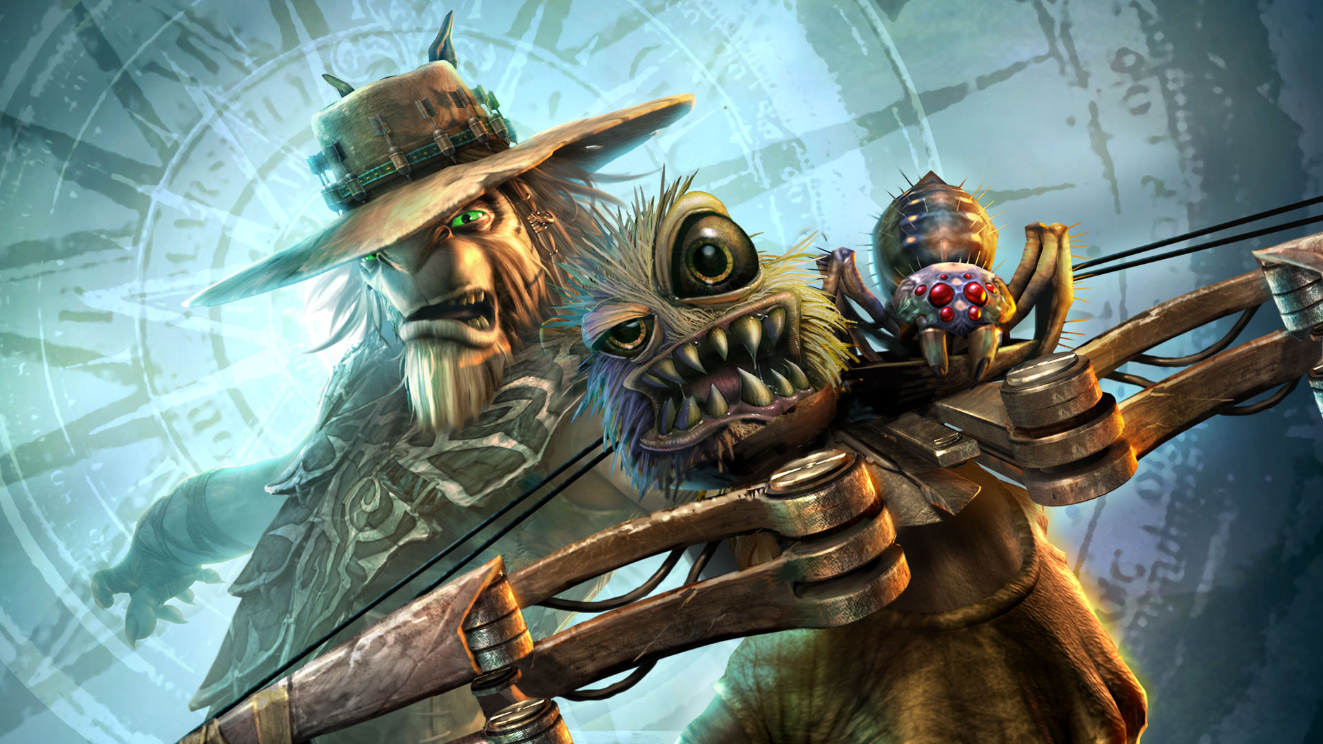 An HD Remaster of 2005's Oddworld: Stranger's Wrath Is Coming To The Nintendo Switch